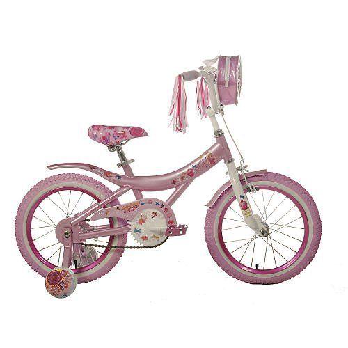 Avigo 16 Inch Bike Girls Pinkalicious By Rj Quality Products