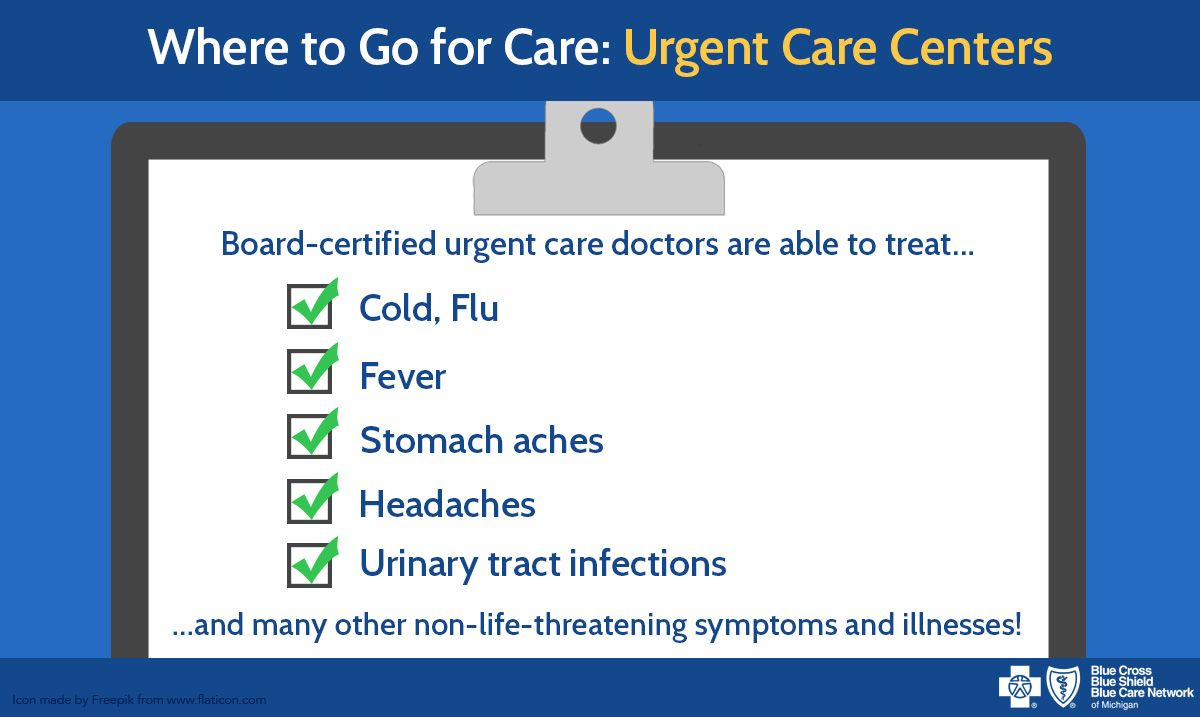 Urgent Care Doctors There When You Need Them Urgent