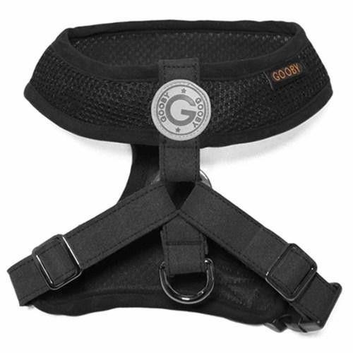 Gooby Freedom Dog Harness II - Black
