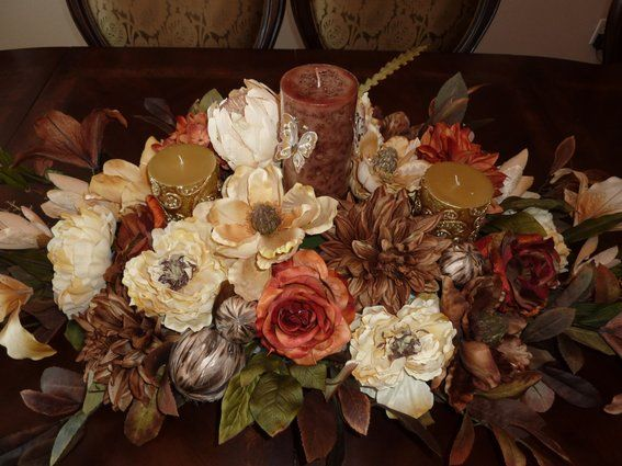 Centerpiece For Dining Room Table Dining Table Centerpiece Table Centerpiece Flower Rustic Dining Room Table