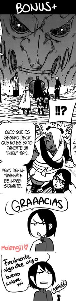Naruto gaiden 8