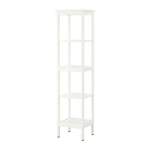 HEMNES Estantería - blanco  - IKEA