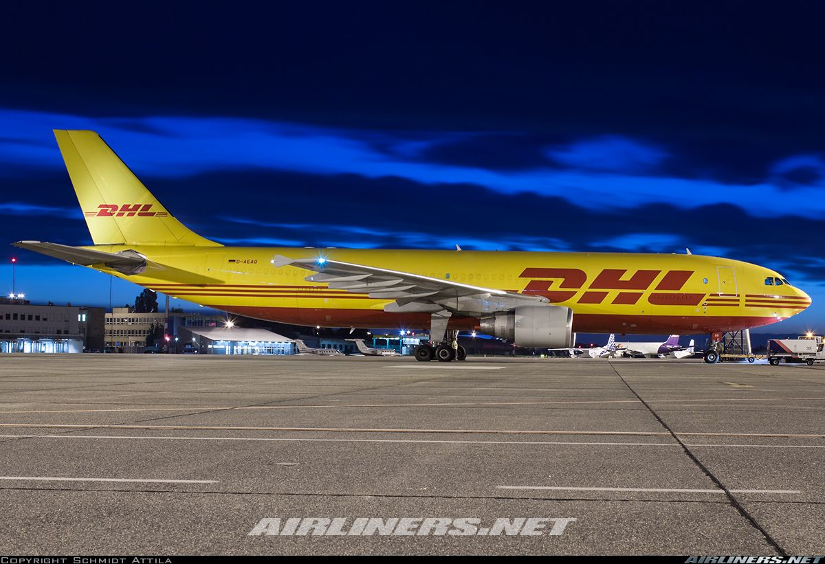 Airbus A300b4 622r F Dhl European Air Transport Eat Aviation Photo 3905485 Airliners Net Singapore Airlines Airbus Aviation