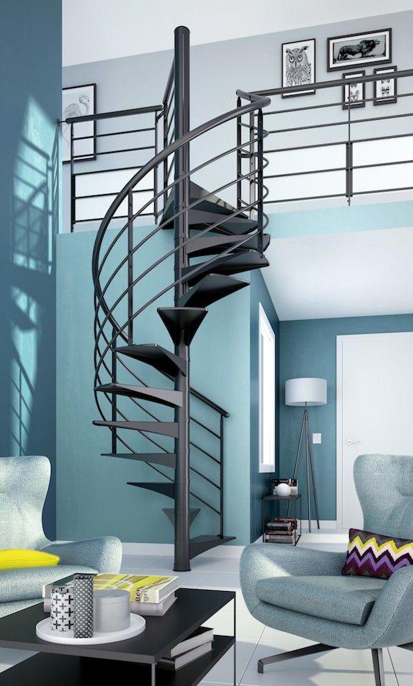 Escalier En Spirale Nova Sur Mesure Hotel Interior Design Building A Container Home Escalier Design