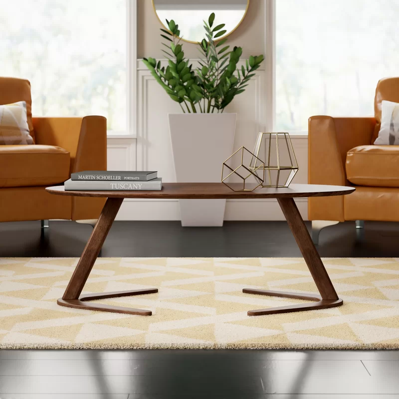 Cadwall Abstract Coffee Table Coffee Table Coffee Table Wayfair Coffee Table With Storage