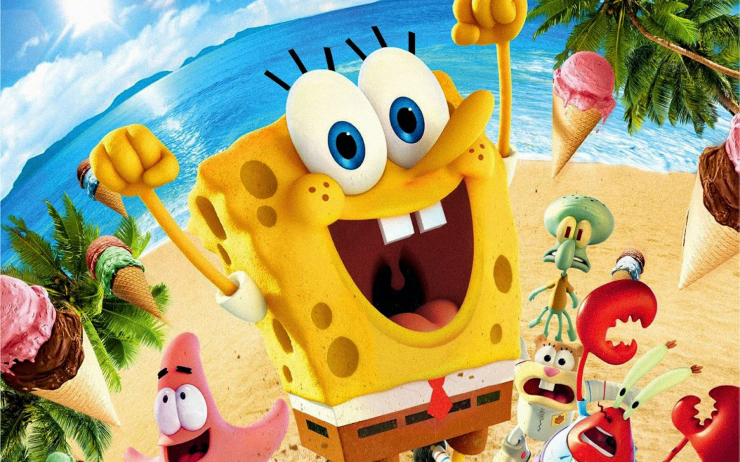 3d Wallpaper 2020 Spongebob Doraemon In 2020 Spongebob Wallpaper Spongebob Cartoon Spongebob