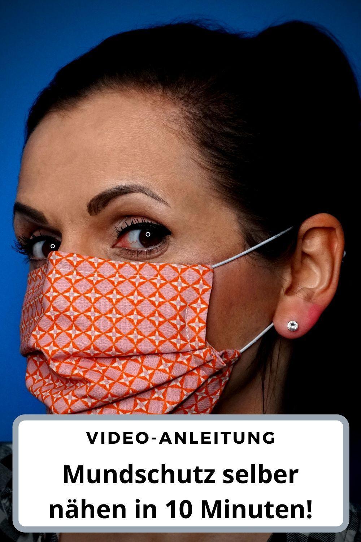 Photo of Mundschutz selber nähen in 10 Minuten! – Du suchst eine Anleitung, mit der du g…