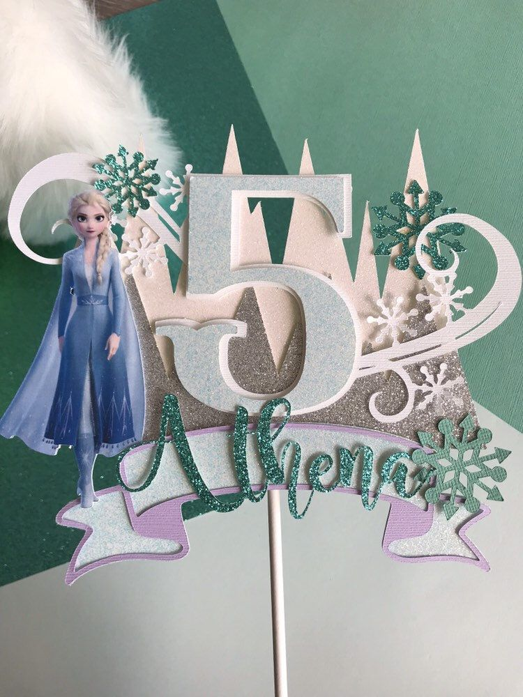 Excited to share this item from my etsy shop frozen cake