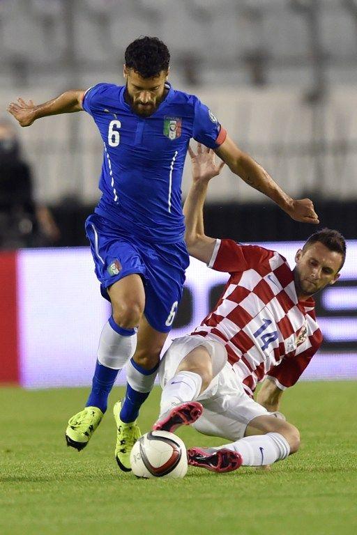 Croazia - Italia, lo stadio è vuoto - Sportmediaset - Foto 9