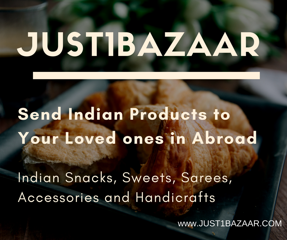 Send Indian Products to your loved ones in Abroad. Sweets