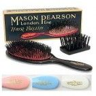 Mason Pearson Pure Bristle Large Extra Brush B1 white