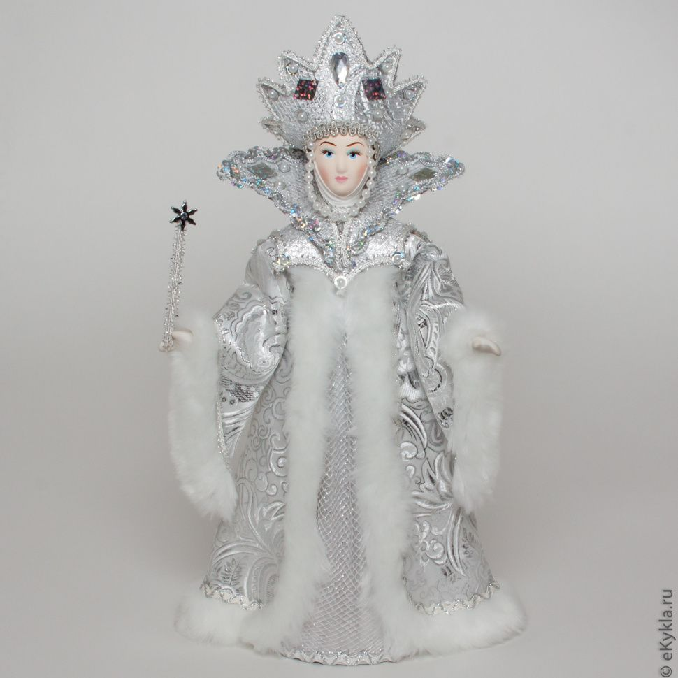 Коллекционная кукла Снежная королева г Москва идеи Pinterest