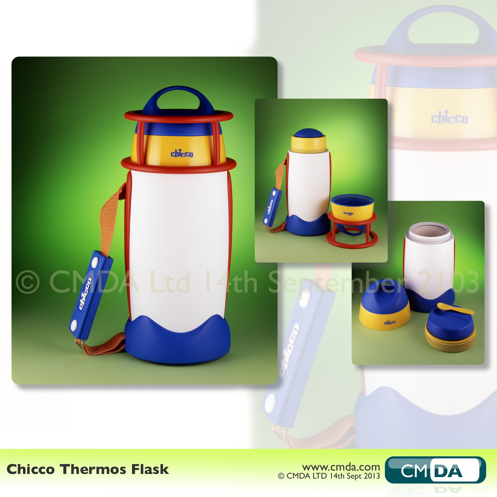 Chicco Baby Food Thermos A Chicco Thermos Flask Designed By Cmda That Can Keep
