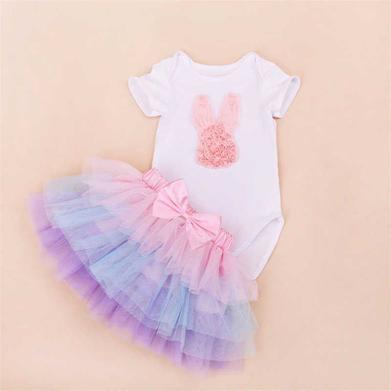 Tutu Baby Birthday Set - Bodysuit and Tutu Pettiskirt skirt – Cheeky ...