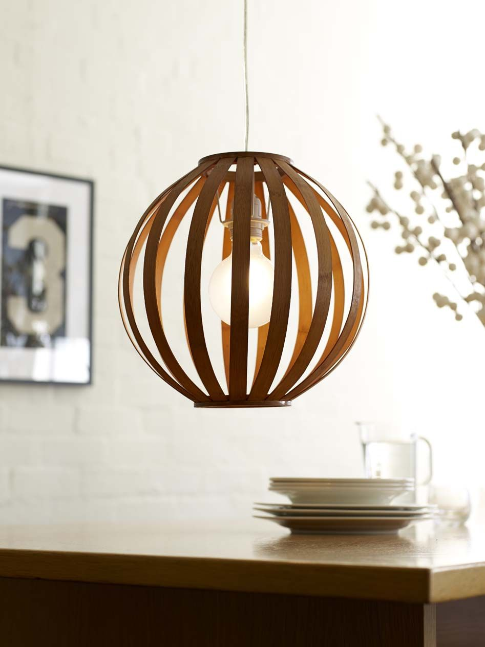 The Beijing Pendant, by Rouge Living, is a different shape to our ...