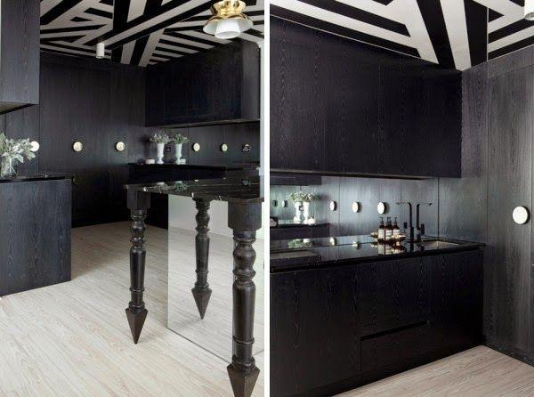 Dise o y decoraci n innovadora de espacios habitables como for Diseno decoracion espacios