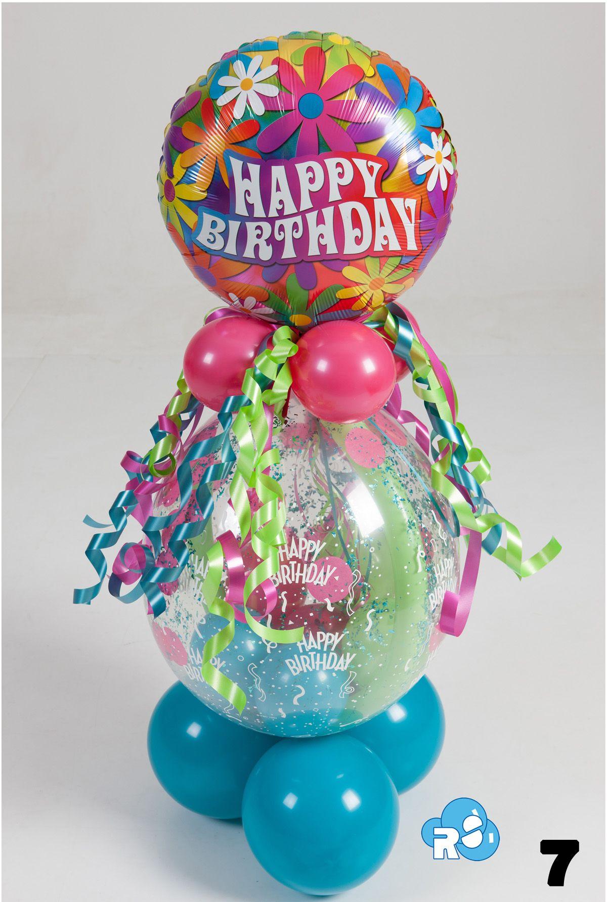Pin By Melissa Faith On Stuffed Balloons In 2020 Birthday