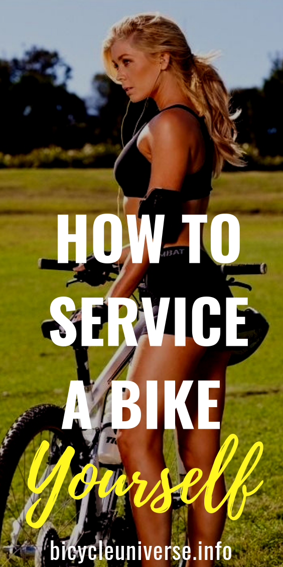 How To Service A Bike Yourself With Images Cycling Workout Mountain Bike Training Biking Workout