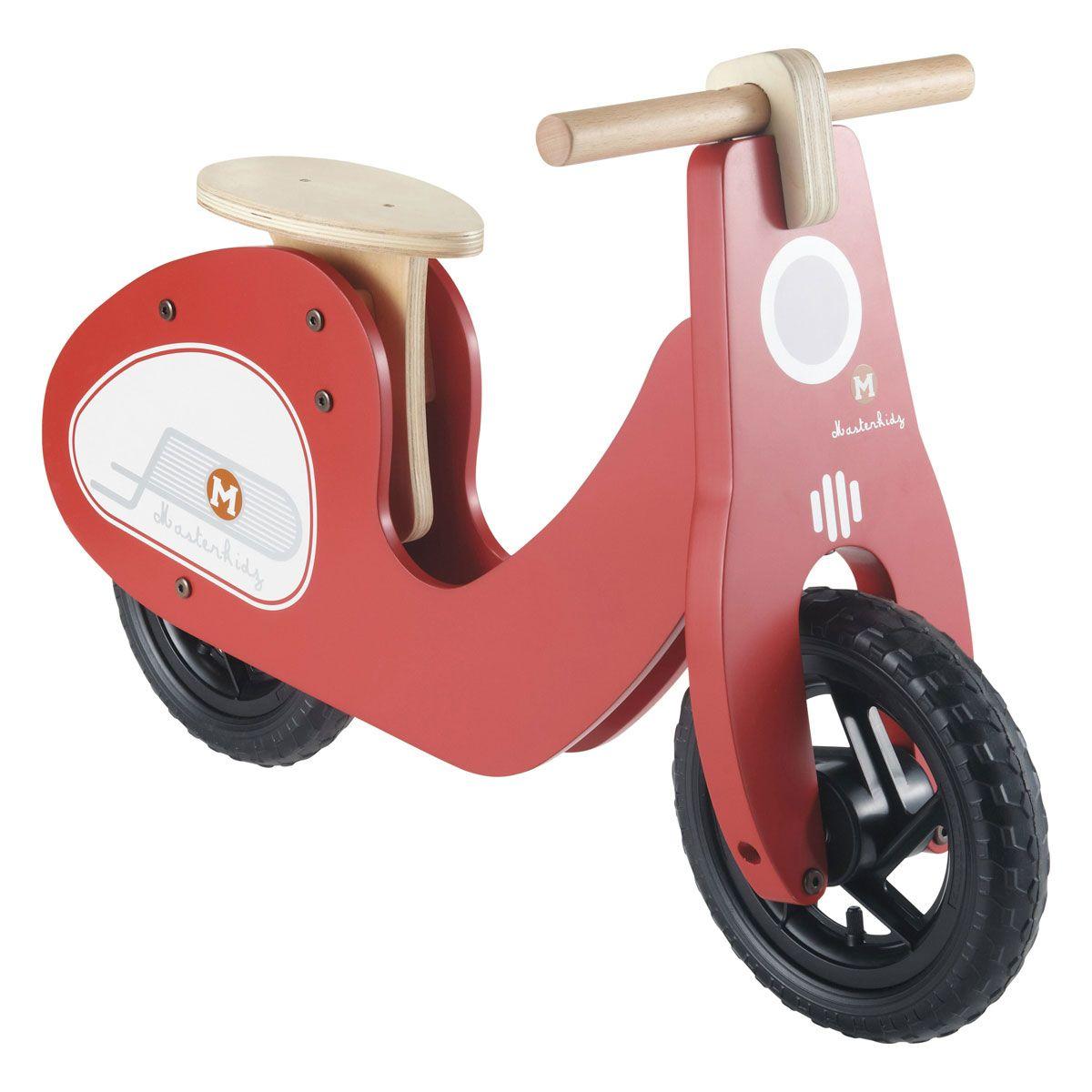 v lo sans p dale draisienne rouge scooter balance designer bikes v lo sans p dale. Black Bedroom Furniture Sets. Home Design Ideas