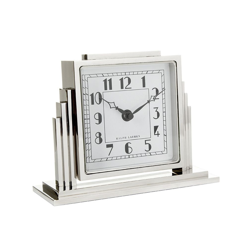 Art Deco Clock Reproduction