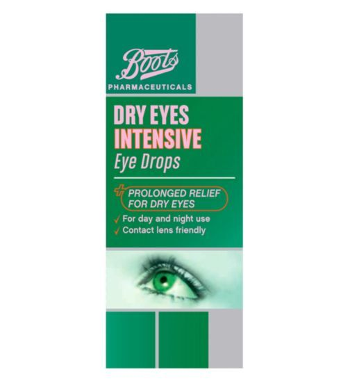 boots dry eye drops