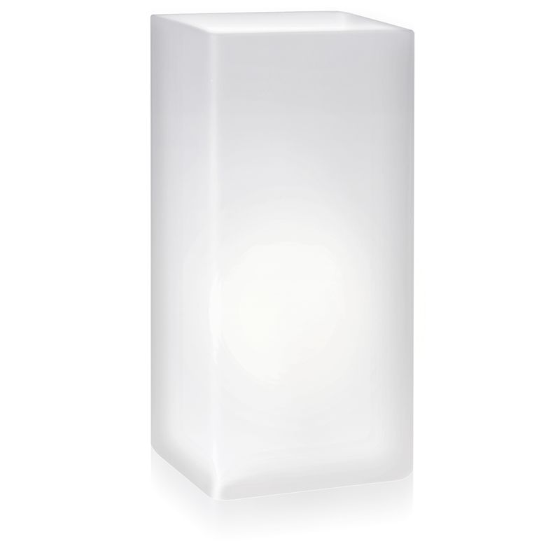 Arlec halo frosted glass table lamp bunnings warehouse