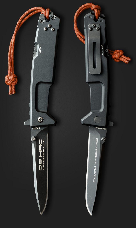 Knife Pivot : Extrema ratio nemesis via pivot tang knives tools
