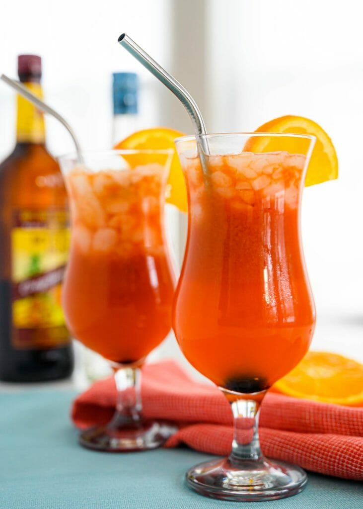Hurricane Cocktail Recipe In 2020 With Images