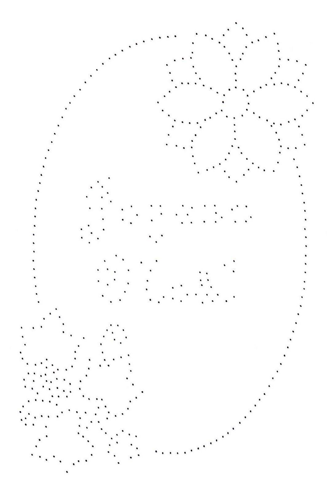 Картинки для изонити с точками, маквин