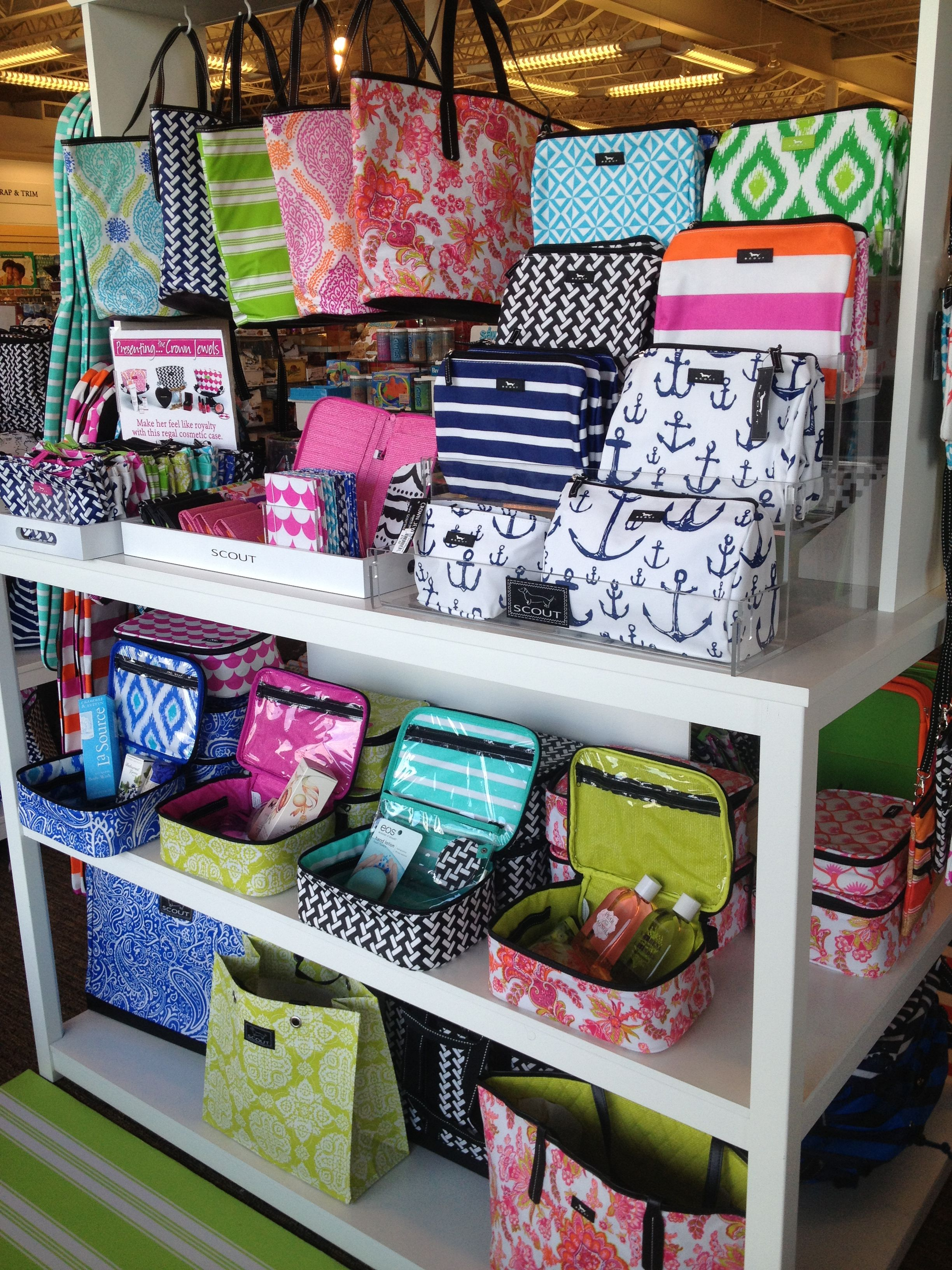 Cross merchandise with other products in your store to