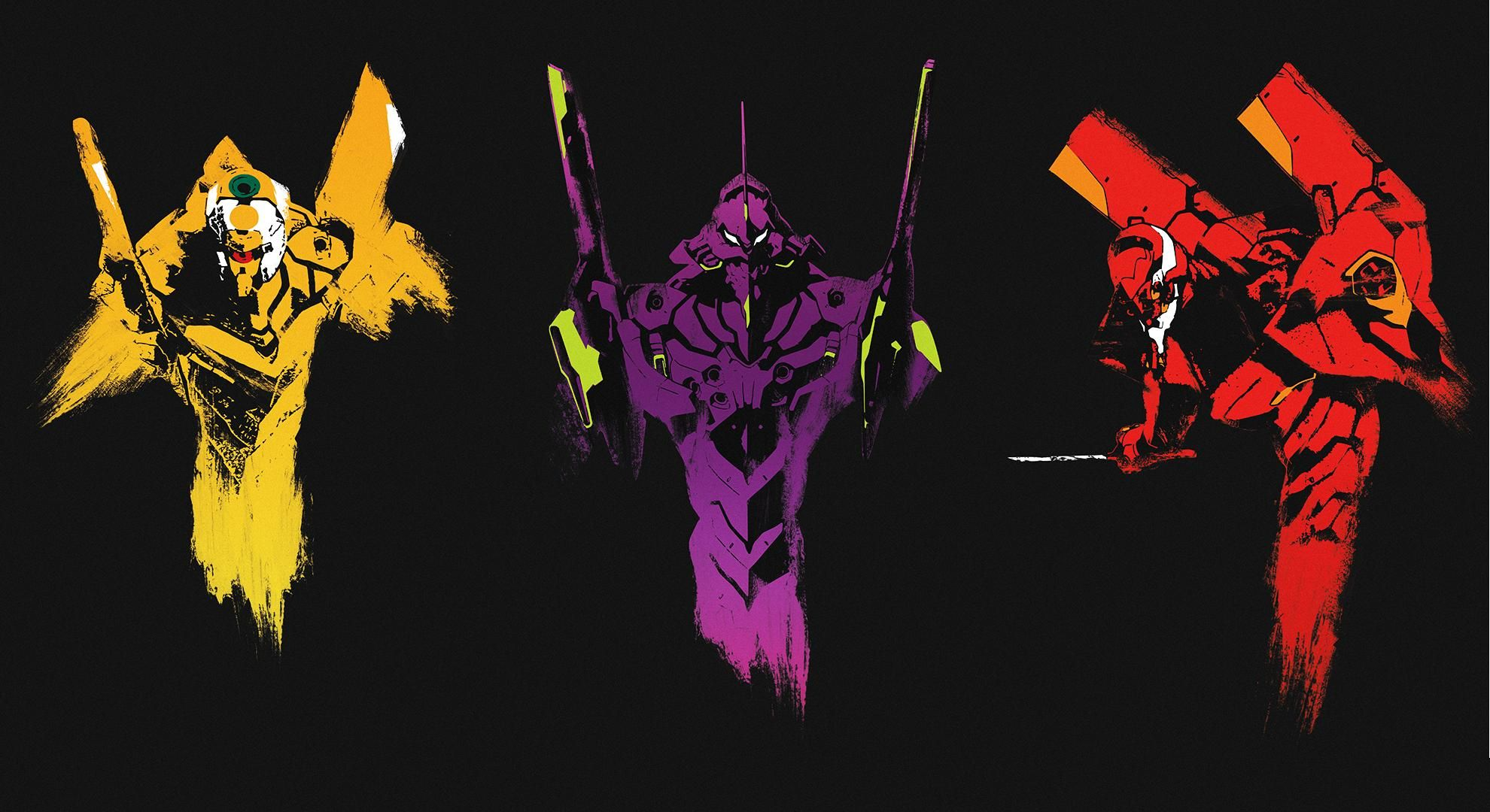 Evangelion Neon genesis evangelion, Evangelion