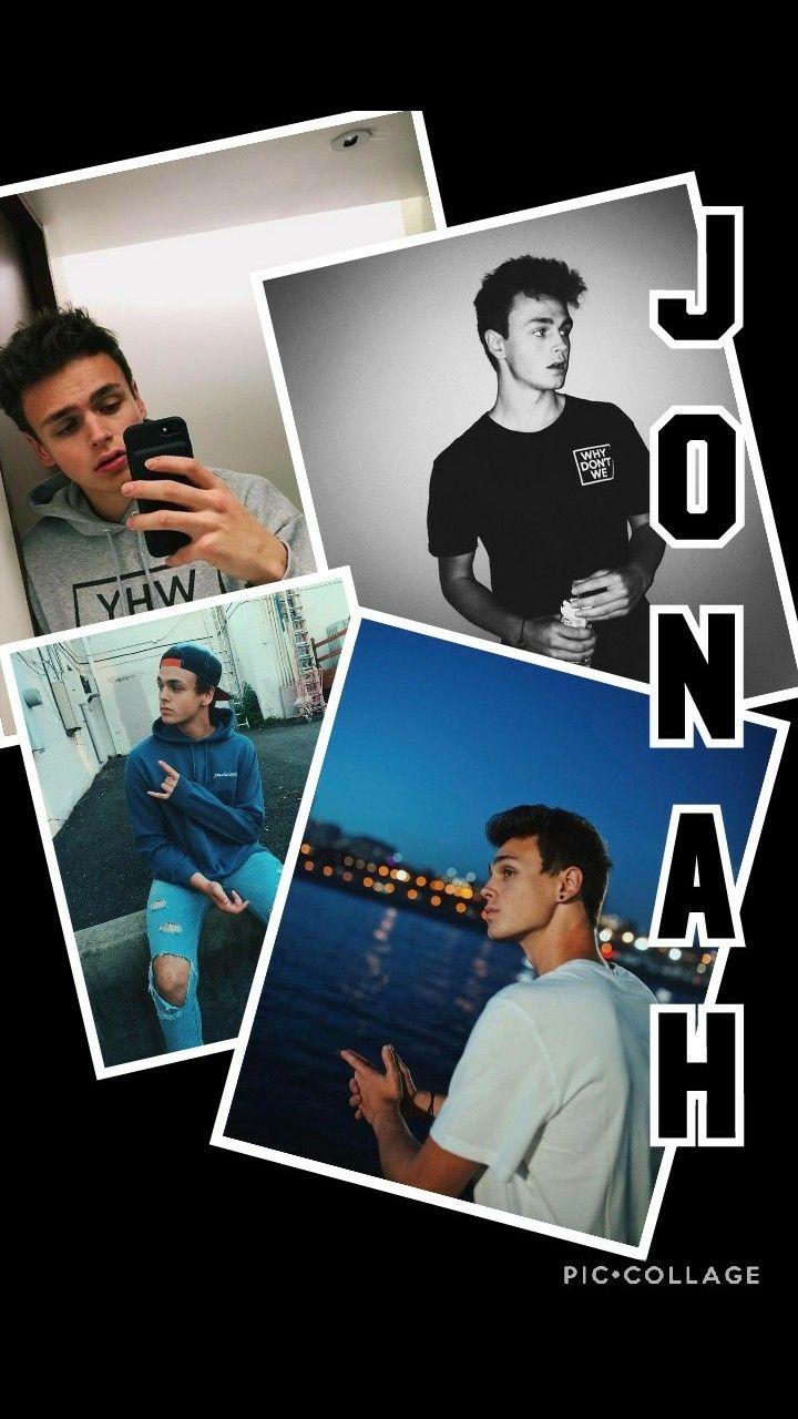 Jonah marais   Jonah marais, Jonah, Why dont we boys