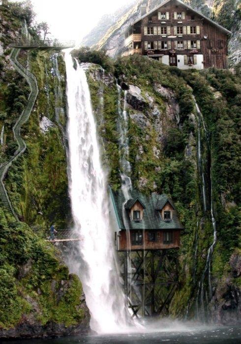 Pin de juan robles en jardines Pinterest Cascadas, Hermosa y - Cascadas En Jardines