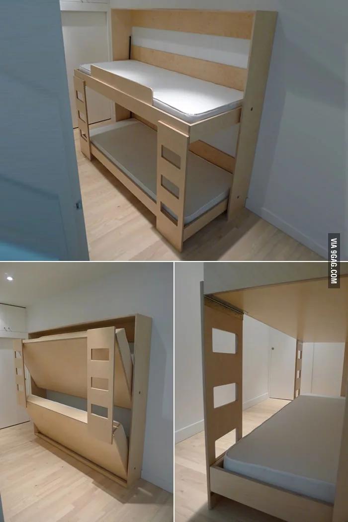 Photo of Dumbo Folding Bunk Bed