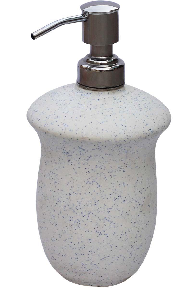 kitchen sink soap dispenser Bulk Wholesale Ceramic Soap Dispenser Hand Painted Blue Specks on Cream White White Kitchen SinkKitchen