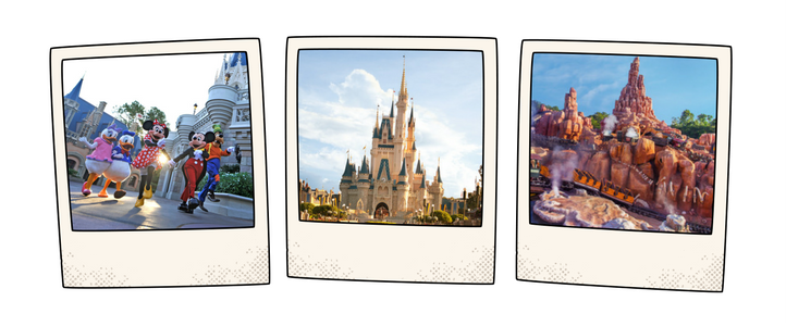 Disney's Magic Kingdom Orlando