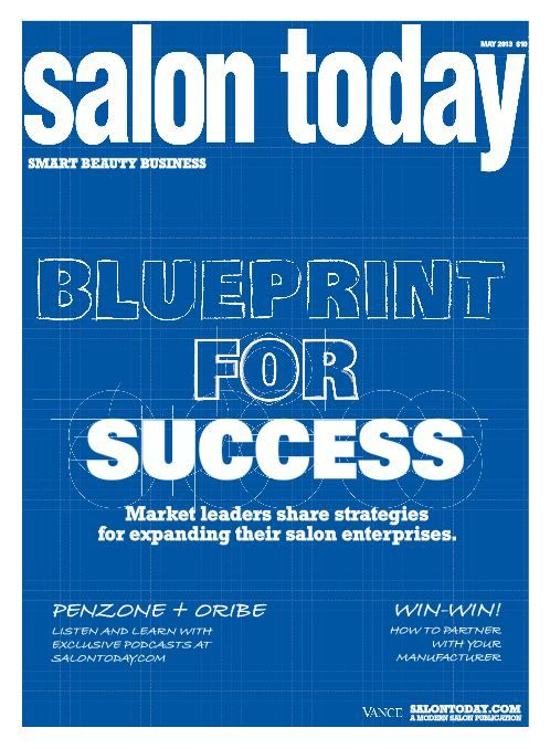 Blueprint for success how to expand your salon business blueprint for success how to expand your salon business malvernweather Images