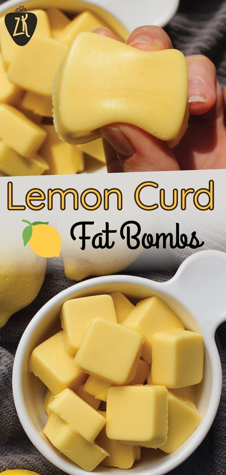 These super low carb lemon curd fat bombs will be your best friend on keto. Tangy, sweet, and just the best. These only have 1.5g total carbs and .2g of net carbs! #Ketolemon #keto #ketofatbombs #ketodesserts