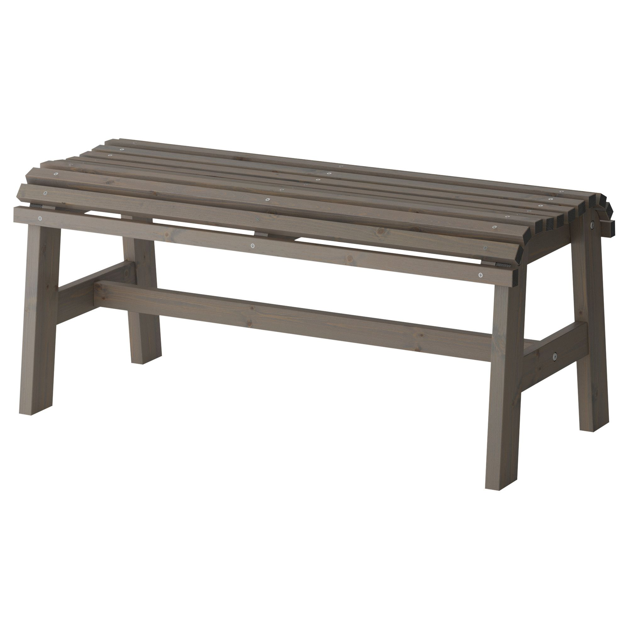 Potential bench for outside SUNDER– Bench IKEA
