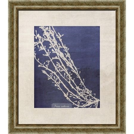 I pinned this Coral Framed Wall Art II from the Jolly Jewel Tones event at Joss and Main!