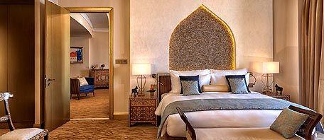 arabisch-venezianisch - das Schlafzimmer einer Deluxe Suite ...