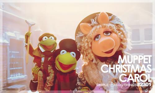 Muppet's Christmas Carol.  Let the memories begin ºOº