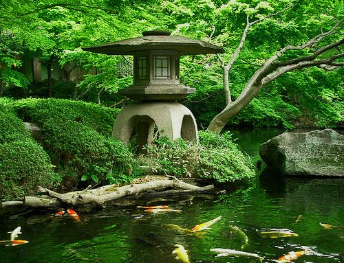 Japanese Zen Garden Water finding zen and peace in japanese gardens | garden | pinterest