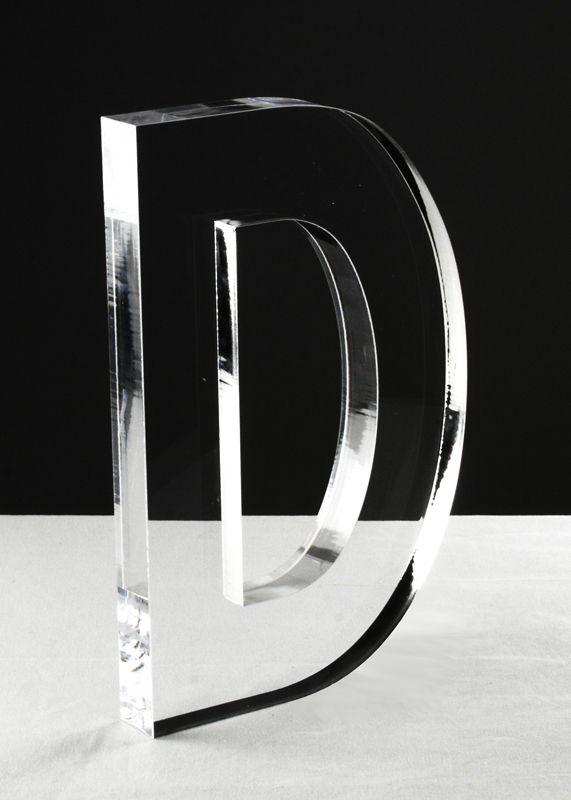Acrylic Letters by Zentique
