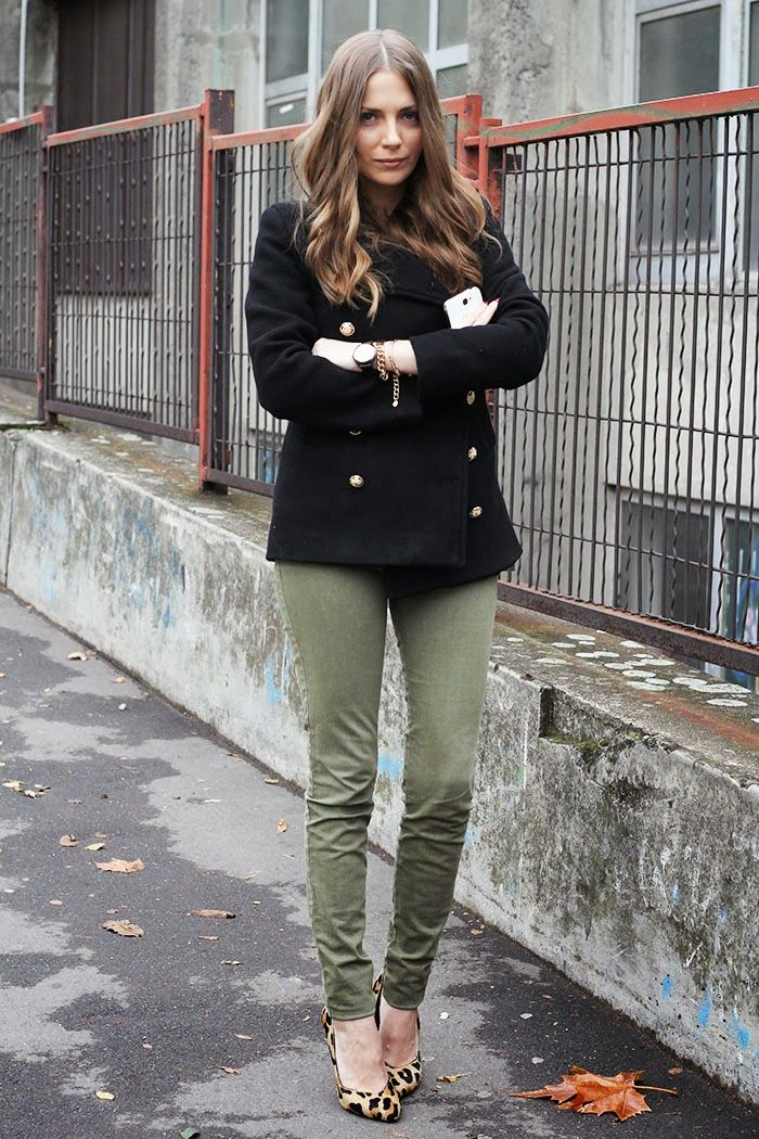 Fashion and style: Before the snow ... (+ The Palace of Metropolitan Luxury fashion show)
