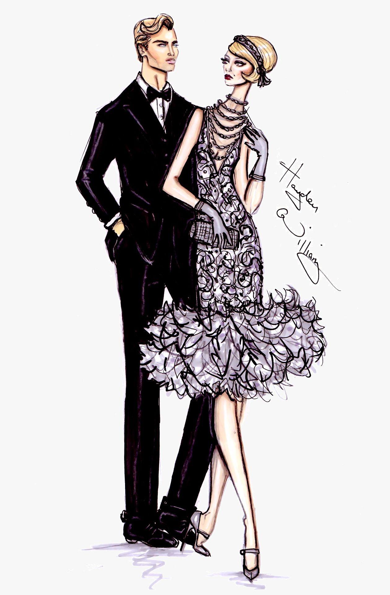 La moda de The Great Gatsby - Blog Mosca Footwear
