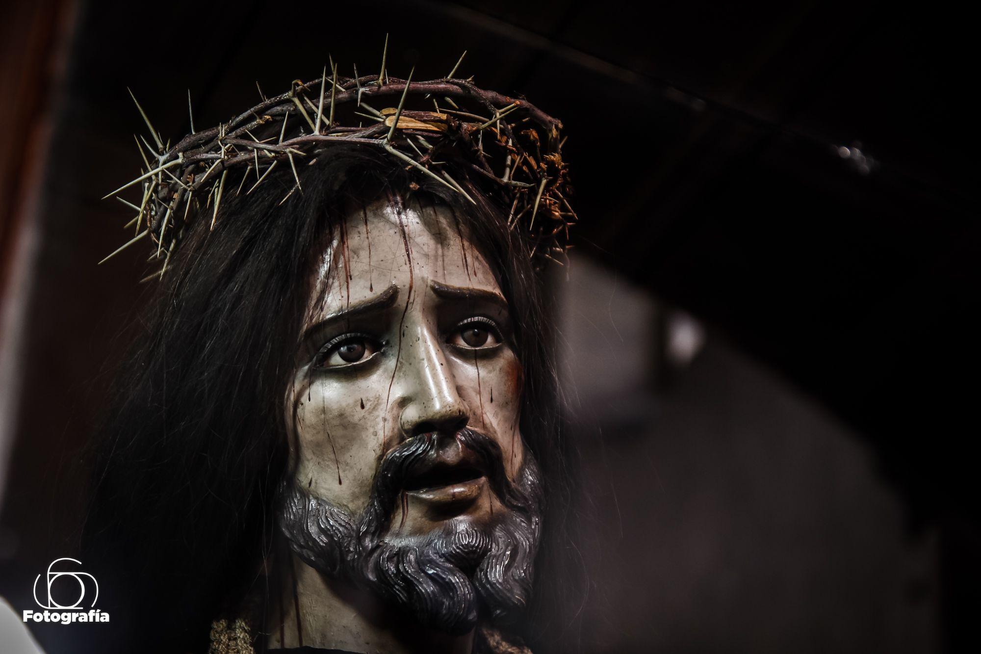 Fotos de Guanajuato por tres g fotografia, imagen religiosa dentro del Templo de San Diego