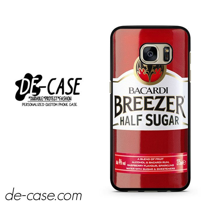 Bacardi Half Sugar Red DEAL-1285 Samsung Phonecase Cover For Samsung Galaxy S7 / S7 Edge