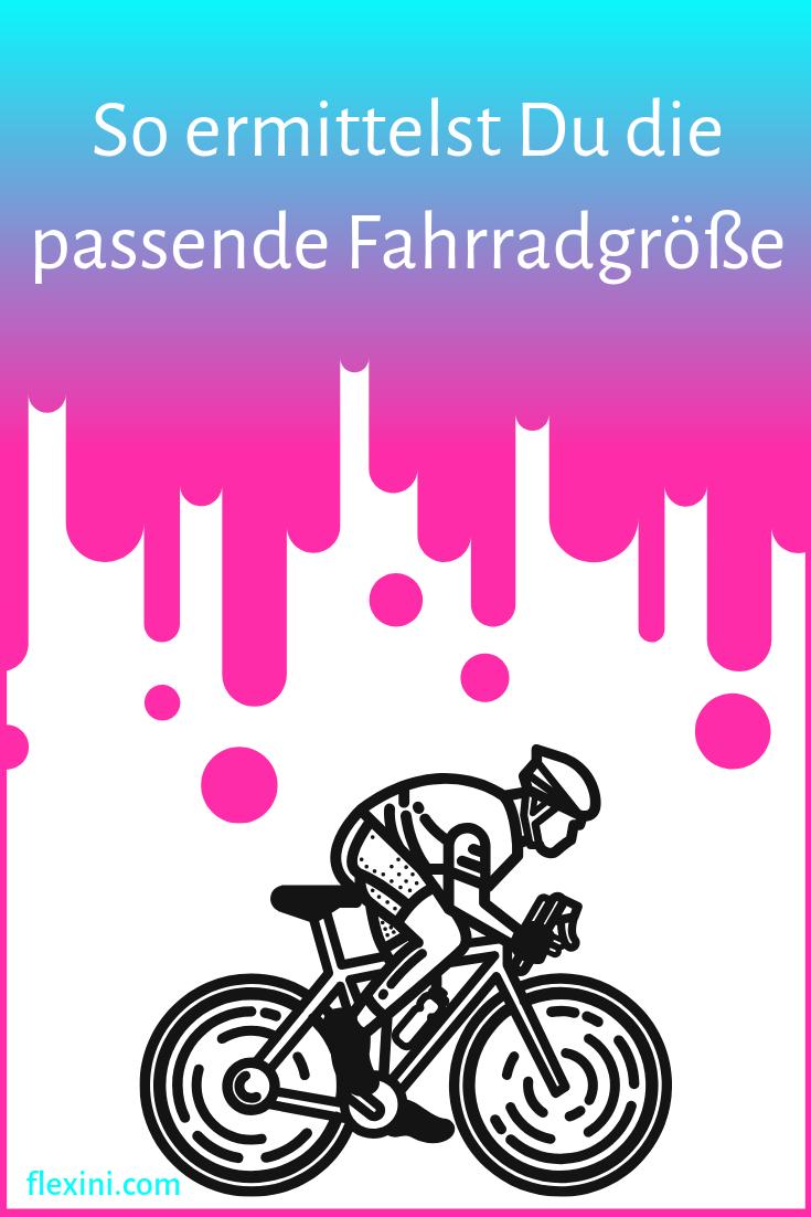 Wie Du Die Passende Fahrradgrosse Fur Dich Ermitteln Kannst