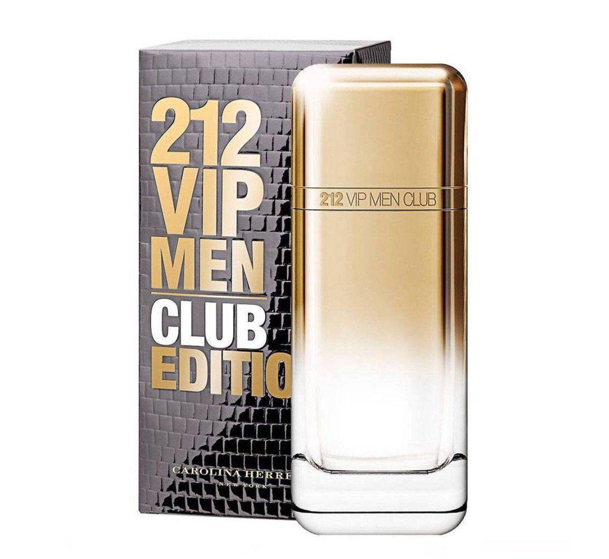 Carolina Herrera 212 VIP Club Edition